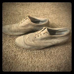 B. P. Oxford Shoes Size 11